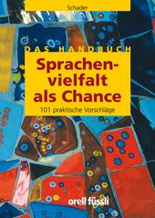 Sprachenvielfalt als Chance, Umschlag gross anzeigen