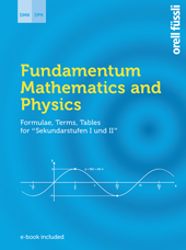 Fundamentum Mathematics and Physics – includes e-book, Umschlag gross anzeigen