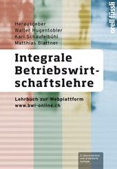 Integrale Betriebswirtschaftslehre, Umschlag gross anzeigen
