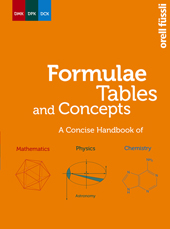 Formulae, Tables and Concepts, Umschlag gross anzeigen