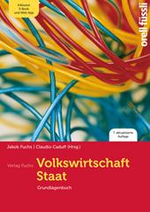 Volkswirtschaft / Staat - Grundlagenbuch inkl. E-Book und Web-App