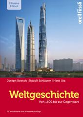 Weltgeschichte - inkl. E-Book, Umschlag gross anzeigen