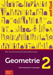 Geometrie 2 – Kommentierte Lösungen, Umschlag gross anzeigen