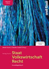 Staat / Volkswirtschaft / Recht - Grundlagenbuch inkl. E-Book