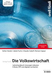 Die Volkswirtschaft - Lehrerhandbuch, Umschlag gross anzeigen