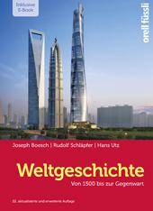 Weltgeschichte – inkl. E-Book