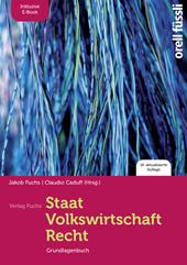 Staat / Volkswirtschaft / Recht - inkl. E-Book, Umschlag gross anzeigen