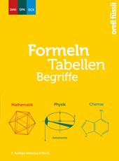 Formeln, Tabellen, Begriffe – inkl. E-Book, Umschlag gross anzeigen