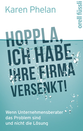 Hoppla, ich habe Ihre Firma versenkt!, Umschlag gross anzeigen