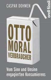 Otto Moralverbraucher, Umschlag gross anzeigen