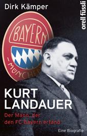 Kurt Landauer, Umschlag gross anzeigen