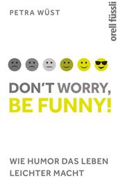 Don't worry, be funny!, Umschlag gross anzeigen
