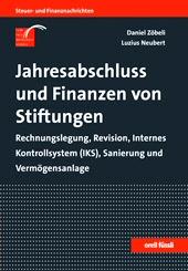 Jahresabschluss und Finanzen von Stiftungen, Umschlag gross anzeigen