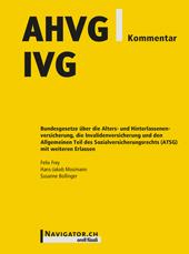 AHVG/IVG Kommentar