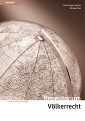 Repetitorium Völkerrecht, Umschlag gross anzeigen