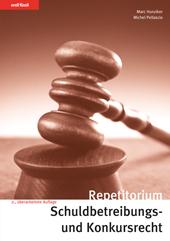 Repetitorium Schuldbetreibungs- und Konkursrecht, Umschlag gross anzeigen