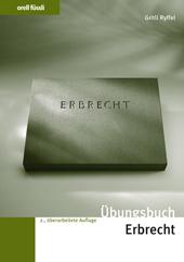 Übungsbuch Erbrecht, Umschlag gross anzeigen