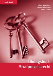 Übungsbuch Strafprozessrecht, Umschlag gross anzeigen
