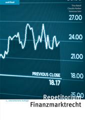 Repetitorium Finanzmarktrecht