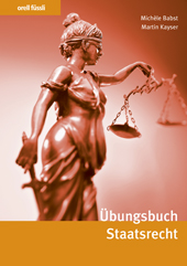 Übungsbuch Staatsrecht, Umschlag gross anzeigen