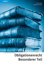 Repetitorium Obligationenrecht Besonderer Teil