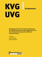 KVG/UVG Kommentar