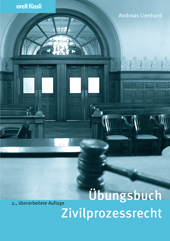 Übungsbuch Zivilprozessrecht, Umschlag gross anzeigen