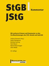 StGB/JStG Kommentar