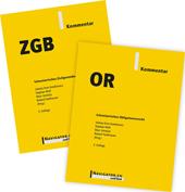 ZGB & OR Kommentar Kombipaket