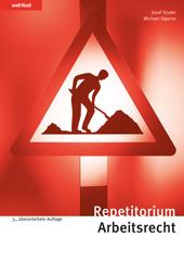 Repetitorium Arbeitsrecht, Umschlag gross anzeigen