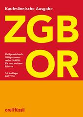 ZGB / OR Kaufmännische Ausgabe