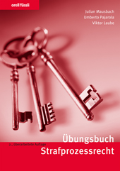 Übungsbuch Strafprozessrecht