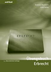 Übungsbuch Erbrecht