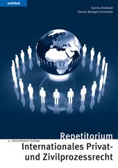 Repetitorium Internationales Privat- und Zivilprozessrecht, Umschlag gross anzeigen