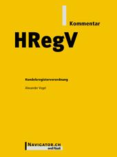 HRegV Kommentar