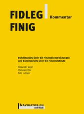 FIDLEG/FINIG Kommentar