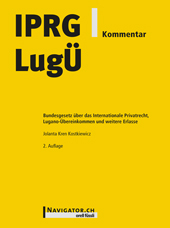 IPRG/LugÜ Kommentar