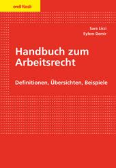 Handbuch zum Arbeitsrecht