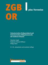 ZGB/OR plus Verweise