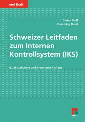 Schweizer Leitfaden zum Internen Kontrollsystem (IKS), Umschlag gross anzeigen