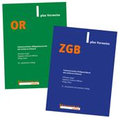 ZGB & OR plus Verweise Kombipaket