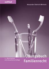 Übungsbuch Familienrecht, Umschlag gross anzeigen