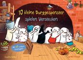 10 kleine Burggespenster spielen Verstecken