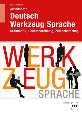 Deutsch Werkzeug Sprache - Arbeitsheft