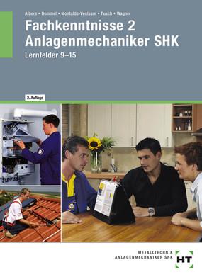 Anlagenmechaniker SHK - Fachkenntnisse 2