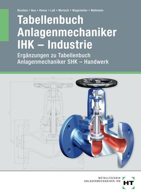 Anlagenmechaniker IHK - Tabellenbuch