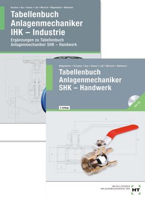 Anlagenmechaniker SHK/IHK - Paket Tabellenbuch