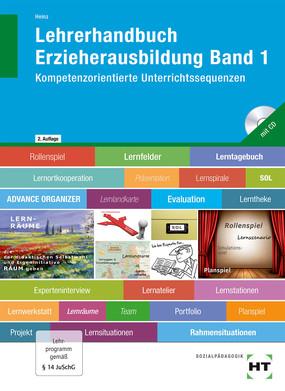 Erzieherausbildung Band 1 - Lehrerhandbuch