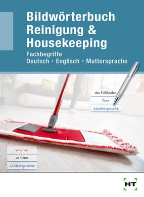 Bildwörterbuch Reinigung & Housekeeping