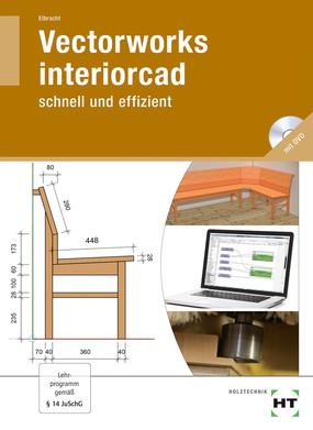Vectorworks interiorcad inkl. DVD